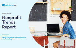 Salesforce Nonprofit Trends Report